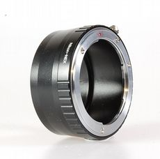 Nikon Lens to Sony NEX E-Mount Adaptor - Nikon Lens to Sony NEX E-Mount Camera Adaptor